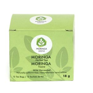 Moringa Herbal Tea 8 / 12 tea bags