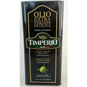 Timperio Extra Virgin Olive Oil 5lt