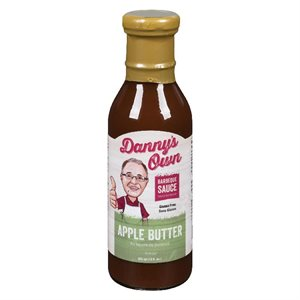 Danny's Whole Hog Apple Butter Sauce 12 / 355ml
