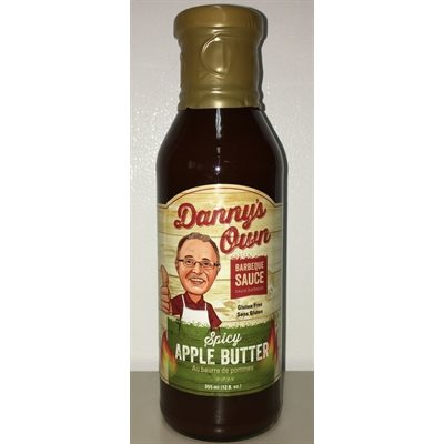 Danny's Whole Hog Spicy Apple Butter 12 / 355ml